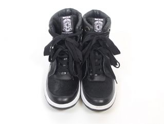 【GK HI SNEAKER】 COLOR: BLACK<br>PRICE: ¥34,000(+TAX)